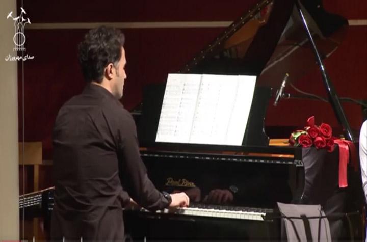 گفتگوی ویلن و پیانو
