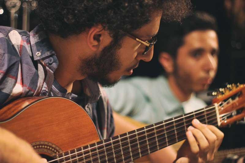 دوره گیتار